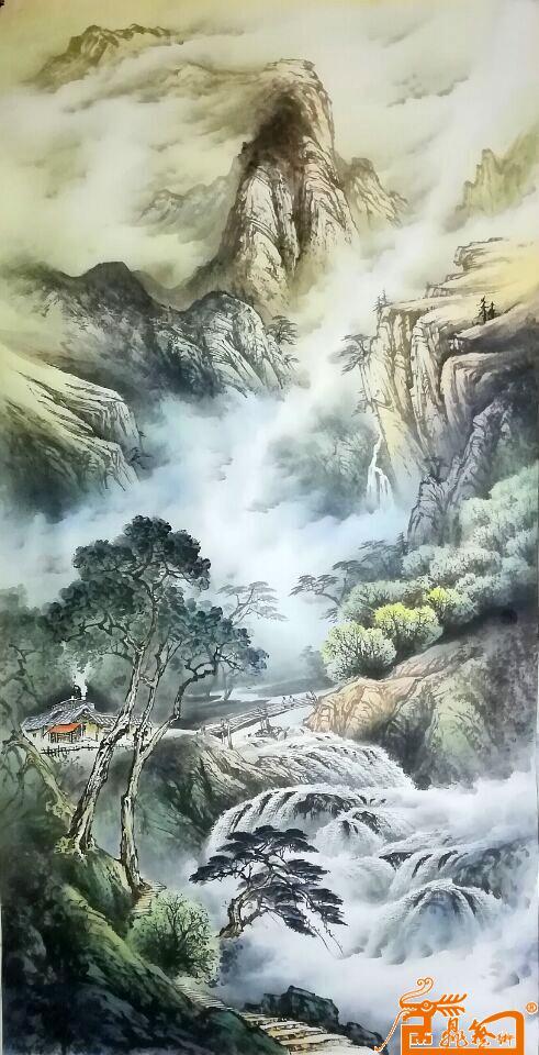 作品4-梁海波-淘宝-名人字画-中国书画服务中心,中国